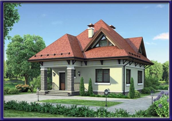 Проект блочного дома №11