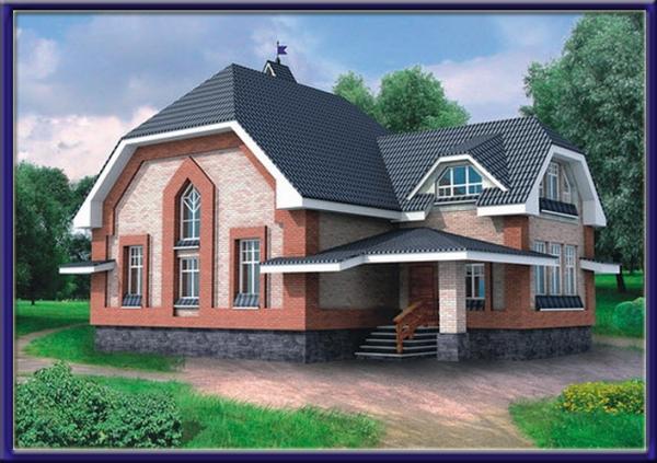 Проект блочного дома №14