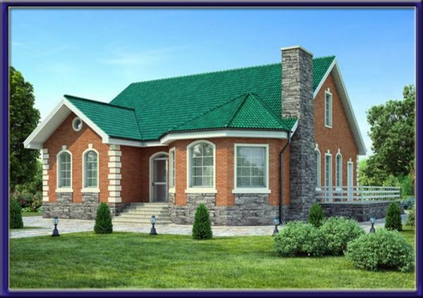 Проект блочного дома №16