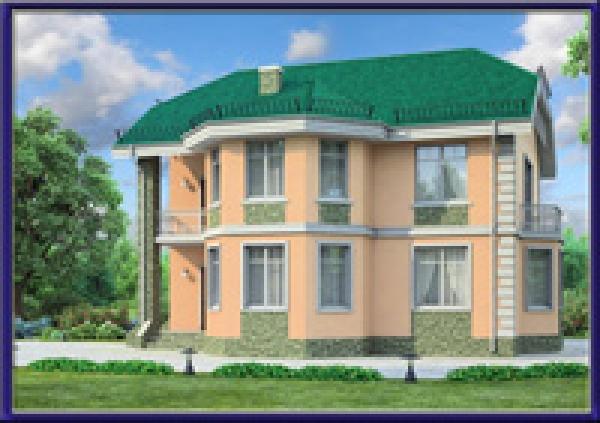 Проект блочного дома №21