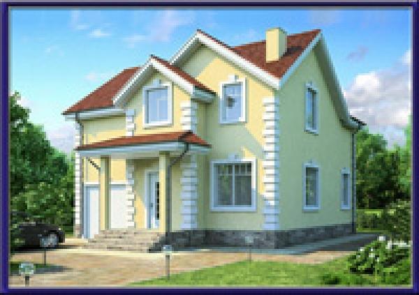 Проект блочного дома №26