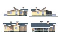 Проект блочного дома №12