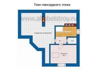 Проект блочного дома №2