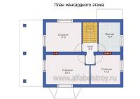 Проект блочного дома №24