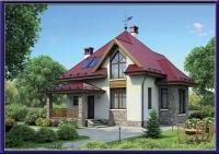 Проект блочного дома №3