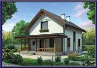 Проект блочного дома №5