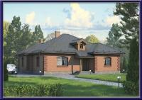 Проект блочного дома №15